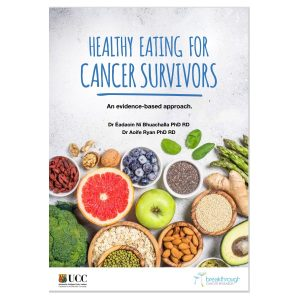 Healthy Eating for Cancer Patients cover art