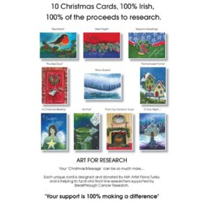 Christmas cards by Fiona Turley