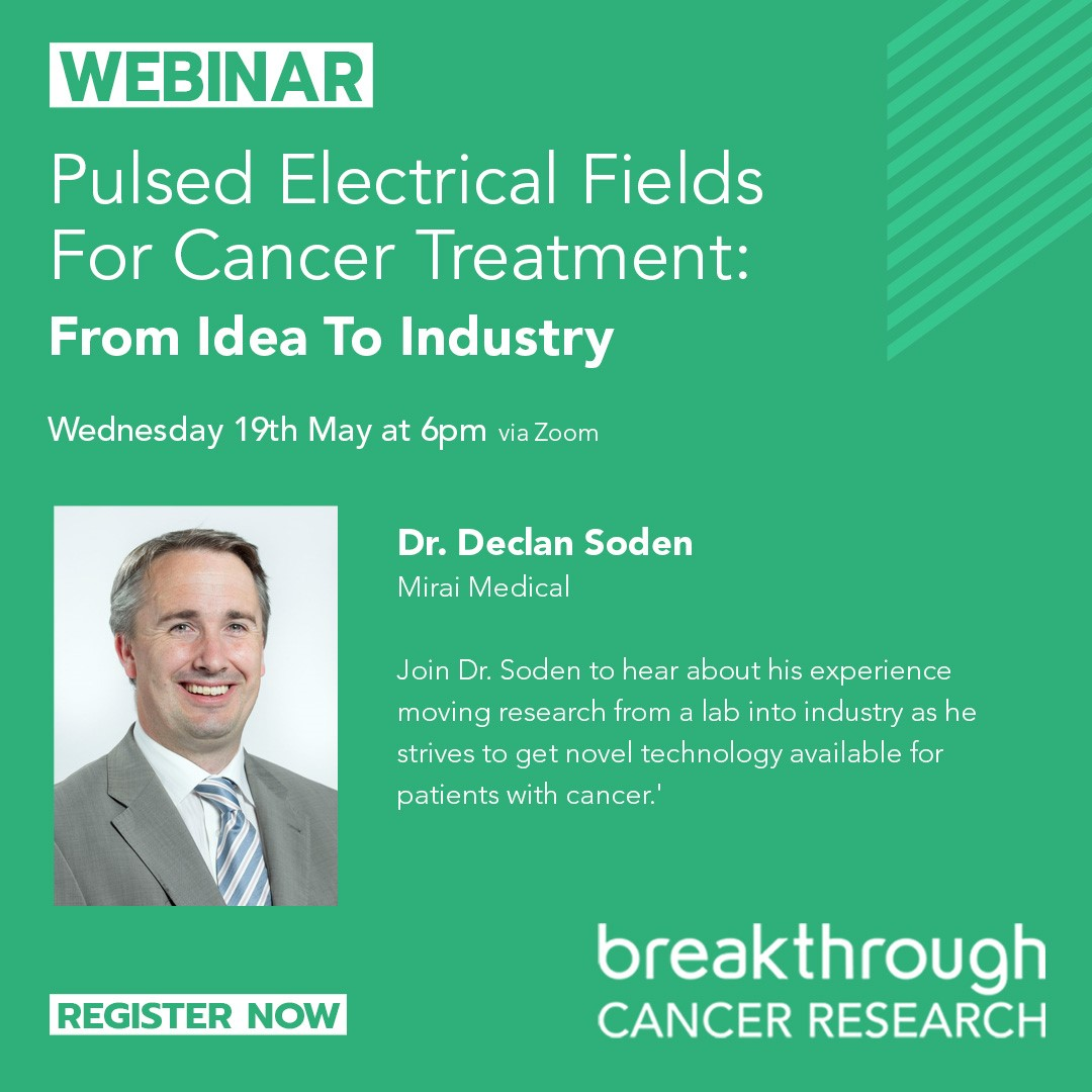 Pulsed Electric Fields for Cancer Treatment: From Idea to Industry