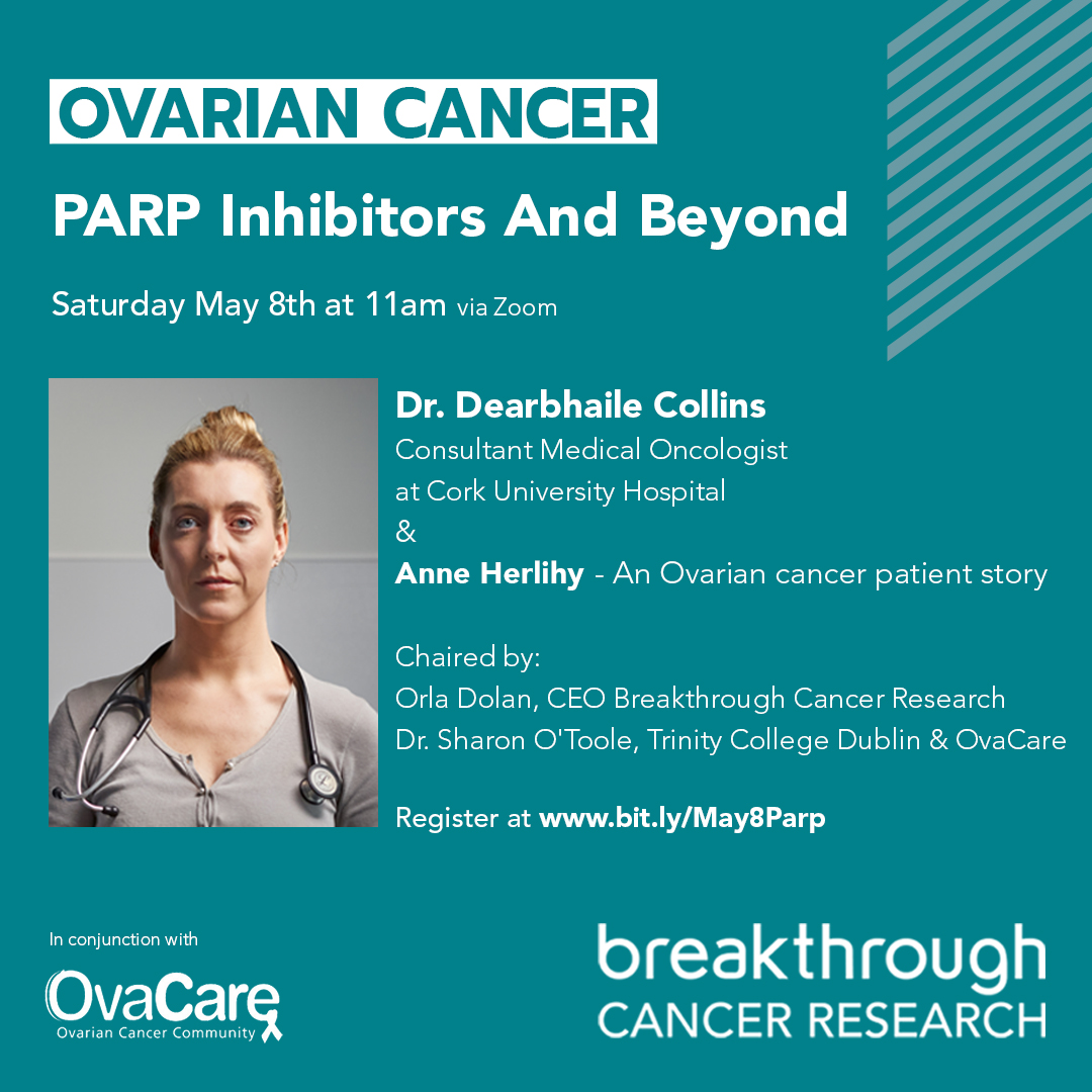 OVARIAN CANCER – PARP Inhibitors And Beyond